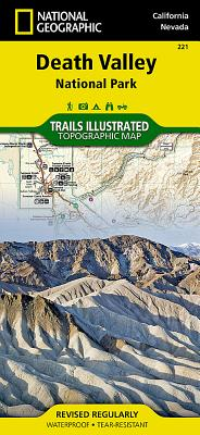 Death Valley National Park - National Geographic Maps (Compiled by)