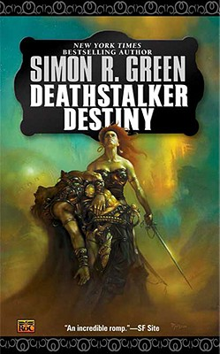 Deathstalker Destiny - Green, Simon R