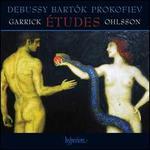 Debussy, Bart�k, Prokofiev: �tudes