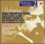 Debussy: Great Orchestral Works