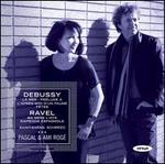 Debussy: La Mer; Prelude a l?aprés-midi d?un faune; Ravel: Ma Mere l?Oye; Saint-Saêns: Scherzo