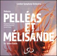 Debussy: Pelléas & Mélisande - Bernarda Fink (vocals); Christian Gerhaher (vocals); Elias Mädler (vocals); Franz-Josef Selig (vocals);...