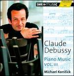 Debussy: Piano Music, Vol. 3