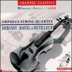 Debussy, Ravel and Dutilleux