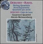 Debussy, Ravel: String Quartets; Debussy: Clair de Lune