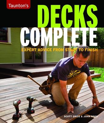 Decks Complete - Grice, Scott, and Ross, John, Sir