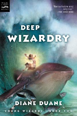 Deep Wizardry - Duane, Diane