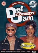 Def Comedy Jam: All Stars, Vol. 9