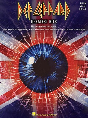 Def Leppard Greatest Hits - Hal Leonard Publishing Corporation (Creator)