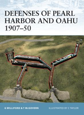 Defenses of Pearl Harbor and Oahu 1907-50 - McGovern, Terrance, and Williford, Glen
