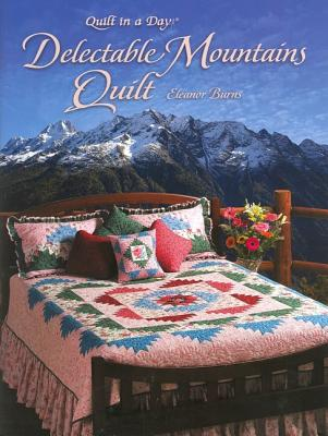 Delectable Mountains Quilt - Burns, Eleanor