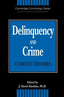Delinquency and Crime: Current Theories - Hawkins, J. David (Editor)