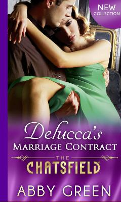 Delucca's Marriage Contract - Green, Abby