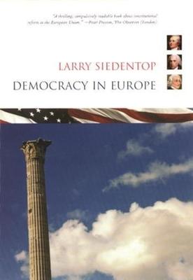 Democracy in Europe - Siedentop, Larry