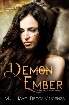 Demon Ember - Haag, M J