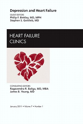 Depression and Heart Failure - Binkley, Philip, and Gottlieb, Stephen