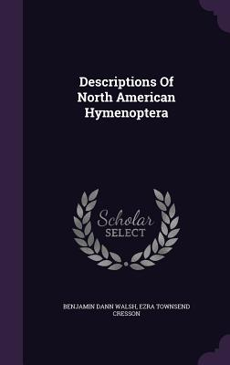 Descriptions of North American Hymenoptera - Walsh, Benjamin Dann, and Ezra Townsend Cresson (Creator)