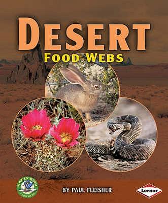 Desert Food Webs - Fleisher, Paul