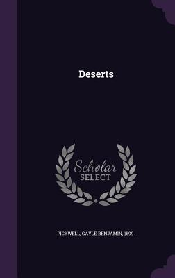 Deserts - Pickwell, Gayle Benjamin