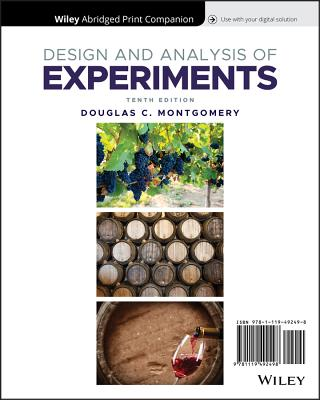 Design Of Experiments Book