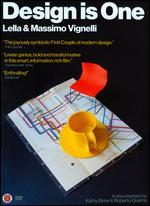 Design Is One: Lella & Massimo Vignelli