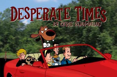 Desperate Times - Eliopoulos, Chris