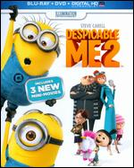 Despicable Me 2 [Blu-ray/DVD] [2 Discs] - Chris Renaud; Pierre Coffin