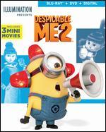 Despicable Me 2 [Includes Digital Copy] [Blu-ray/DVD]