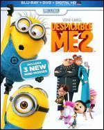 Despicable Me 2 [Includes Digital Copy] [UltraViolet] [Blu-ray/DVD] [2 Discs]