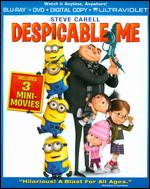 Despicable Me [Blu-ray/DVD] [2 Discs] - Chris Renaud; Pierre Coffin