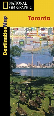 Destination Map-Toronto - Destinations Map - National Geographic Society, and Laminating Services