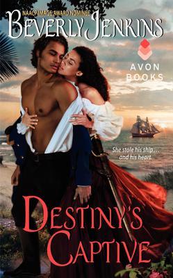 Destiny's Captive - Jenkins, Beverly
