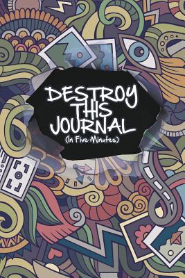 Destroy This Journal (in Five Minutes) - Blokehead, The