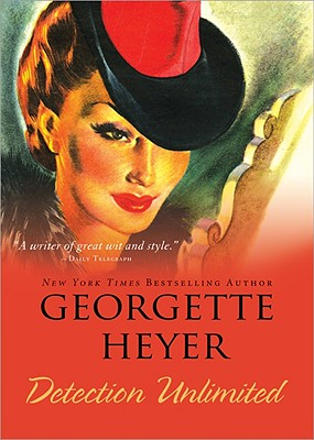 Detection Unlimited - Heyer, Georgette