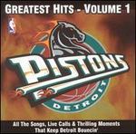 Detroit Pistons: Greatest Hits, Vol. 1