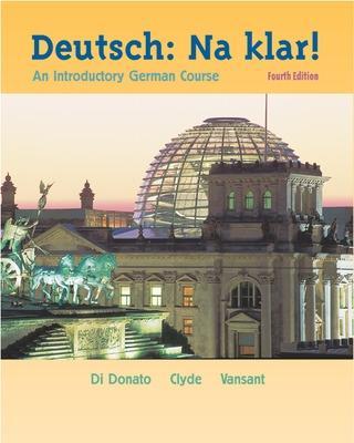 Deutsch, Na Klar!: An Introductory German Course - Di Donato, Robert, and Silvaroli, Nicholas
