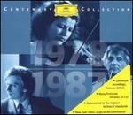 Deutsche Grammophon Centenary Collection, 1978-1987