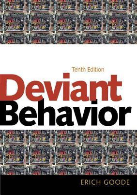 Deviant Behavior - Goode, Erich