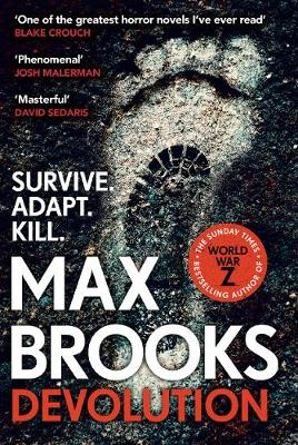 Devolution: From the bestselling author of World War Z - Brooks, Max
