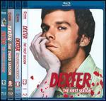 Dexter: Seasons 1-4 [12 Discs] [Blu-ray]