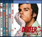 Dexter: Seasons 1-5 [15 Discs] [Blu-ray]