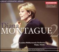 Diana Motague Sings Great Operatic Arias, Vol. 2 - Alan Opie (baritone); Alistair Young (harpsichord); Bruce Ford (tenor); Charles Kilpatrick (staging);...