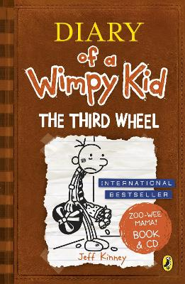 Diary of a Wimpy Kid: the Third Wheel - Kinney, Jeff