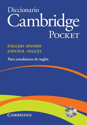 Diccionario Bilingue Cambridge Spanish-English Flexi-Cover Pocket Edition - Cambridge University Press
