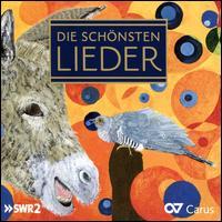 Die Schönsten Lieder, Vol. 1 - Anna Lucia Richter (vocals); Calmus Ensemble; Christine Busch (violin); Christoph Prégardien (vocals); Die Singphoniker;...