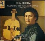 Diego Ortiz: Recercadas del Tratado de Glosas, Roma 1553
