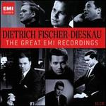 Dietrich Fischer-Dieskau: The Great EMI Recordings