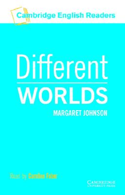 Different Worlds Audio Cassette - Johnson, Margaret, and Prowse, Philip (Editor), and Faber, Caroline (As Told by)