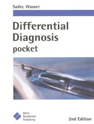 Differential Diagnosis Pocket - Sailer, Christian