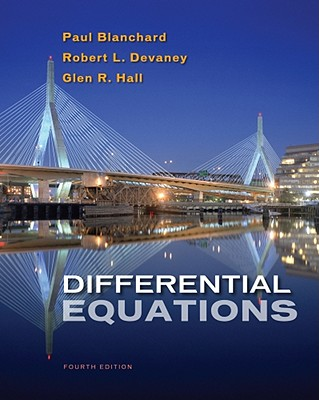 Differential equations book by paul blanchard glen r hall robert l differential equations blanchard paul and devaney robert l and hall fandeluxe Images